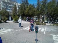 В детском саду прошла Неделя Безопасности Дорожного Движения.