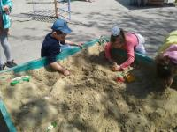 Лепка из песка - увлекательный способ развития детского творчества