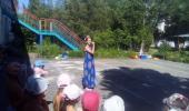 Фотоотчет праздника Принцессы Воды