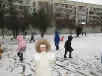 Зима - крымчане торжествуют...