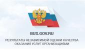 Популяризация официального сайта bus.gov.ru